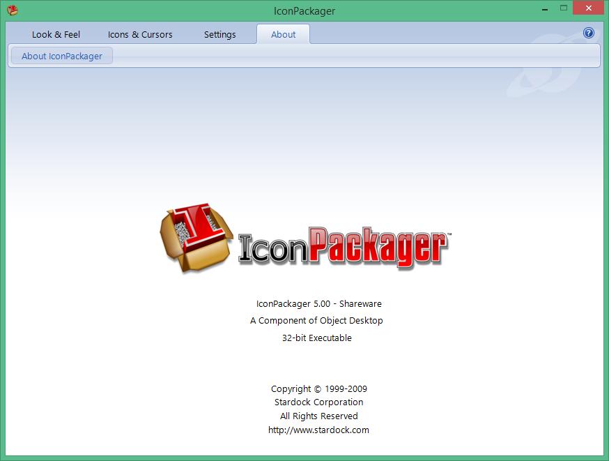 iconpackager для windows 10