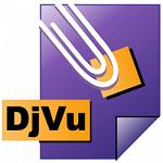 DjVu Reader logo