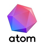 Atom browser logo