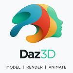Daz Studio logo