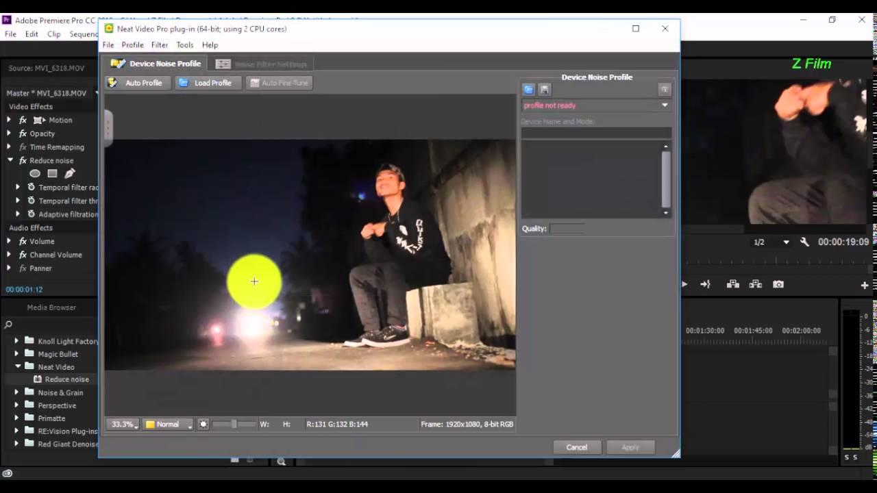 Neat Video Pro for Adobe Premiere скачать
