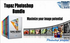 Topaz Photoshop Plugins logo