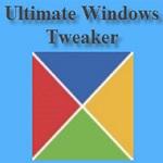 Ultimate Windows Tweaker logo