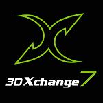 3DXchange logo