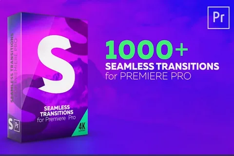 Handy Seamless Transitions for Premiere Pro