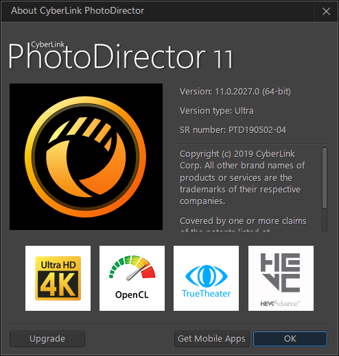 cyberlink photodirector скачать