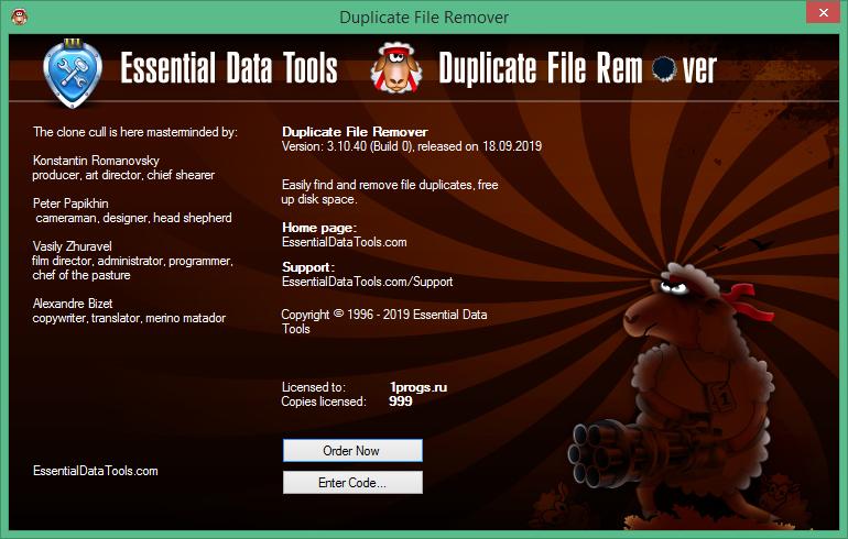 duplicate file remover скачать бесплатно русская версия
