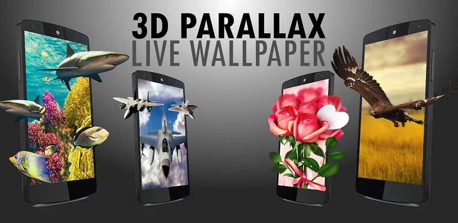 скачать 3d parallax wallpaper