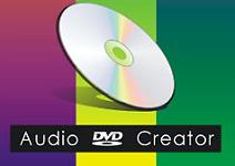 Audio DVD Creator logo