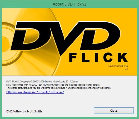 DVD Flick скачать
