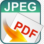 JPEG to PDF logo