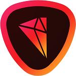 Topaz Studio logo