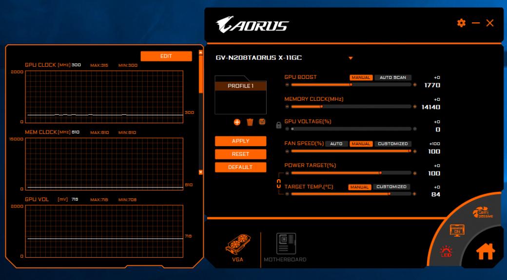 AORUS Engine