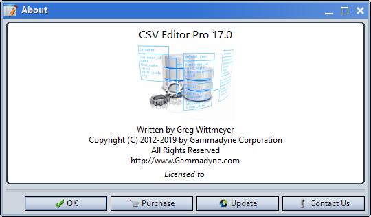 CSV Editor скачать
