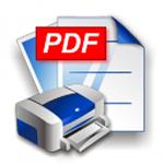 CutePDF Writer logo