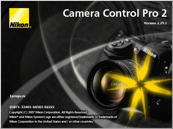 Nikon Camera Control скачать