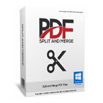PDF Split and Merge logo