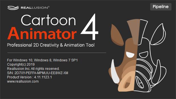 cartoon animator скачать торрент