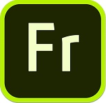 Adobe Fresco logo
