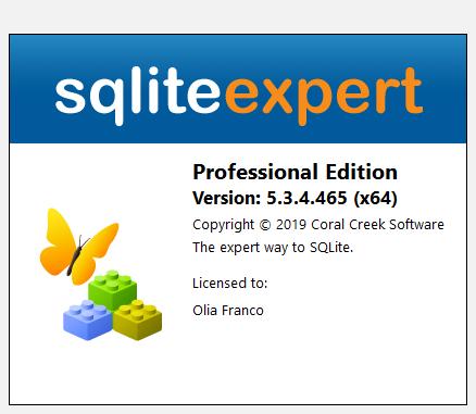 SQLite Expert скачать