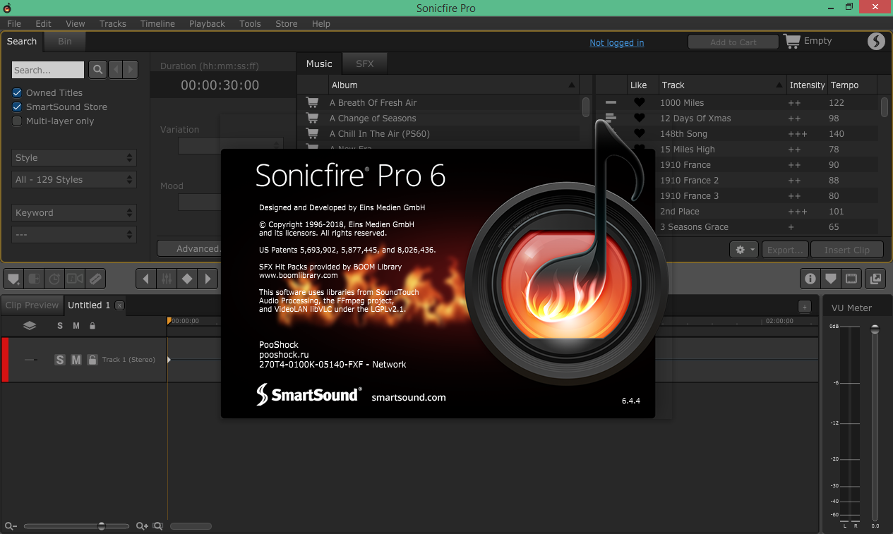 SonicFire Pro торрент