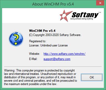 WinCHM Pro скачать