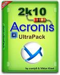 Acronis 2k10 UltraPack logo