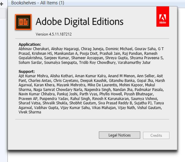 Adobe Digital Editions скачать