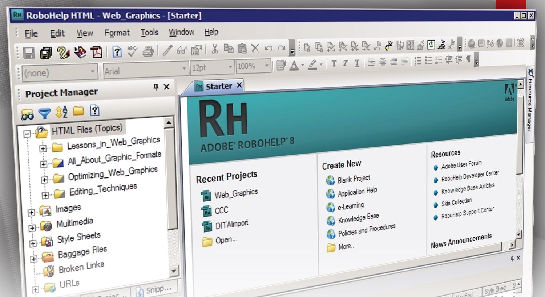 Adobe RoboHelp