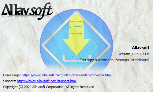 Allavsoft Video Downloader Converter скачать