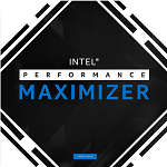 Intel Performance Maximizer logo