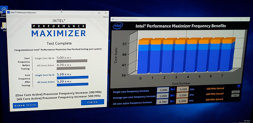 Intel Performance Maximizer