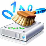 R-Wipe & Clean logo