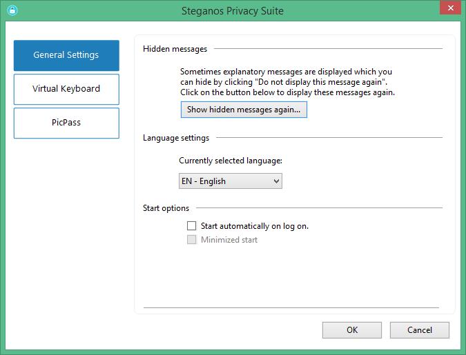 Steganos Privacy Suite скачать