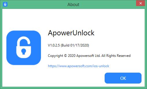 apowerunlock скачать бесплатно