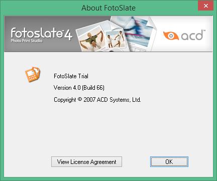 ACD FotoSlate скачать