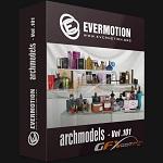 Evermotion Archmodels logo