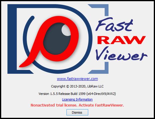 FastRawViewer скачать торрент