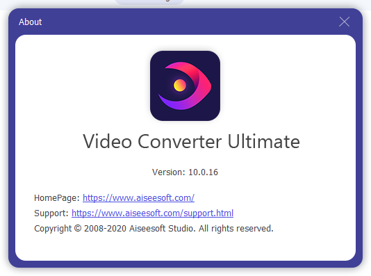 Aiseesoft Video Converter Ultimate скачать торрент