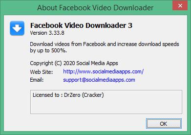 Facebook Video Downloader скачать