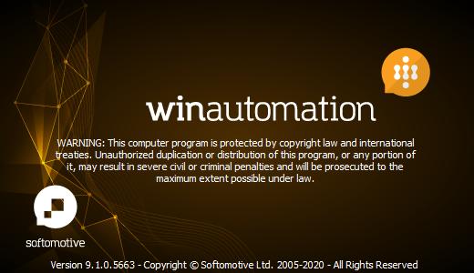 WinAutomation скачать