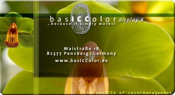 basICColor display