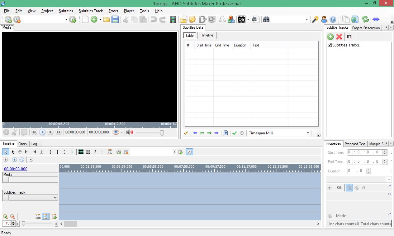 AHD Subtitles Maker Pro