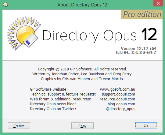 Directory Opus скачать торрент