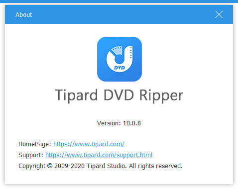 Tipard DVD Ripper torrent