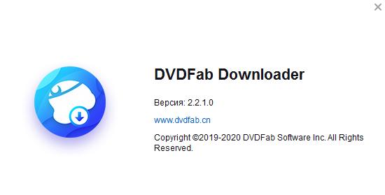 DVDFab Downloader скачать
