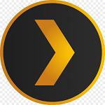Plex Media Player logo
