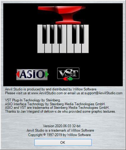 Anvil Studio скачать бесплатно