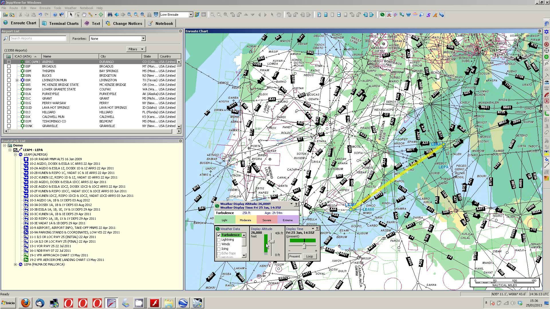 Jeppesen Cycle