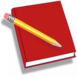 RedNotebook logo